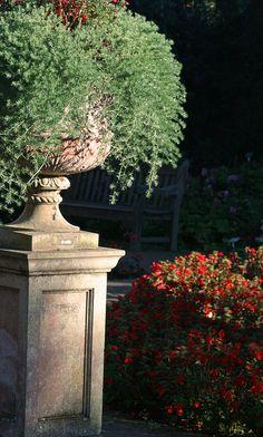 gorgeous garden urn