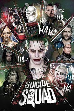 Batman Joker Suicide DC Comics