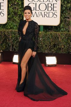 Eva Longoria - 70th Annual Golden Globe Awards …