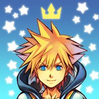 """pun-rii: """"Sora and Kairi Your Name (Kini no na wa ) when i watched this movie i thought about KH when Kairi forget about Sora /// She ask Roxas about his name and Sora Answer her """"start by S"""" ;A;..."""