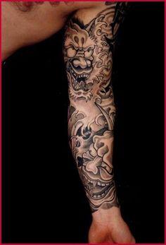 Demon Samurai Tattoo with - Поиск в Google