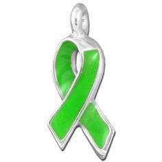 Non-Hodgkin Lymphoma Awareness Charm