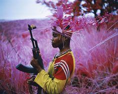 A Dream That Can Last, el proyecto de fotografía de Richard Mosse en el Congo.