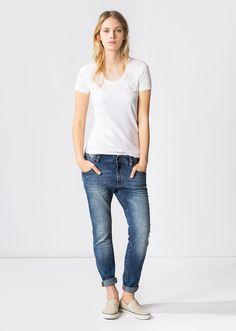 Marc O'Polo, Damen, Bekleidung, Jeans, Jeans – Theda, im Boyfriend Style