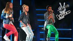 Ayoub vs. Ieke vs. Merel - Angel (The Voice Kids 2014: The Battle)