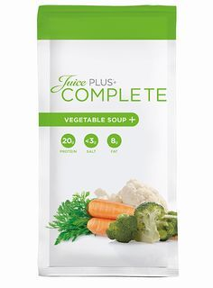 Juice PLUS+ Complete Vegetable Soup