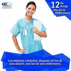 Las Enfermeras son aquellas que como labor eligieron brindarle siempre su ayuda a los demás. #DíaDeLaEnfermera #Mayo12 #CiínicaCeo
