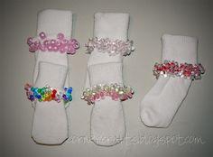 beaded-baby-girl-socks-options-crochet-sale