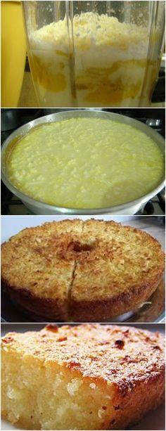 BOLO DE AIPIM COM COCO DE LIQUIDIFICADOR,FICA UMA DELICIA E MUITO SIMPLES DE PREPARAR!! VEJA AQUI>>>Descasque o aipim, lave-o sob água corrente e rale, usando um ralador grosso,ou pode triturar o aipim no liquidifica #receita#bolo#torta#doce#sobremesa#aniversario#pudim#mousse#pave#Cheesecake#chocolate#confeitaria