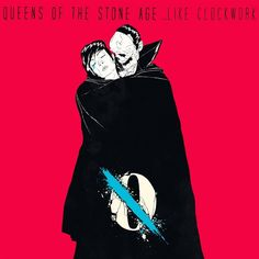 Queens Of The Stone Age - ...Like Clockwork on 45RPM 2LP + MP3 Coupon
