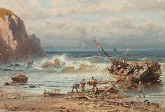 Огюст-Анри Мусин ( Остенд , 23 апреля +1852 - Сен-тен-Node , 23 Декабрь 1923 ) бельгийский художник - маринист .