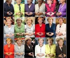 Protective/defensive hand gesture.