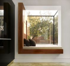 Modern Home Design - Window Seats