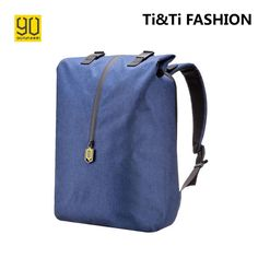 66.78$  Buy here - http://alix8k.shopchina.info/go.php?t=32792516387 - Xiaomi 90 Points Men Backpack High Quality Waterproof 14 inch Casual Travel Laptop Rucksack Fashion Business Work Bag Blue 66.78$ #buymethat