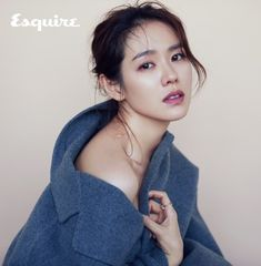 It's interesting to see actresses grace men's magazines because oftentimes the male gaze is so obvious it's hard to miss. Son Ye Jin gets the cover of Esquire Korea February edition dedicated to women, a nice gesture and a great … Continue reading → Korean Actresses, Korean Actors, Korean Beauty, Asian Beauty, Korean Celebrities, Celebs, Yu Jin, Korean Star, Pretty Eyes