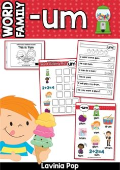 Word Families, Word Work, Spelling, Family Guy, The Unit, Note, Words, Products, Sight Word Games