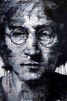 John Lennon by KwangHo Shin