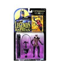 Batman Legends of Batman Catwoman Action Figure *** Details can be found by clicking on the image.