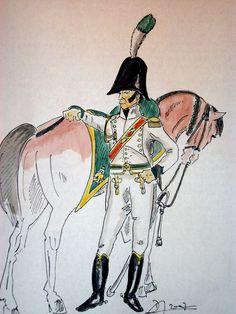 La Garde d'Honneur de Chambéry 1804-1808