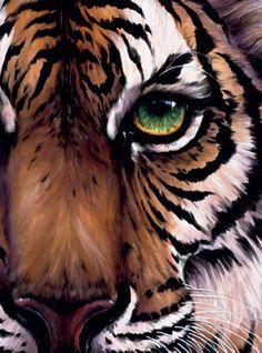 Painting For Beginners Face 37 Ideas For 2019 Tiger Painting, Painting & Drawing, Tiger Artwork, Giraffe Painting, Art Tigre, Arte Pop, Acrylic Art, Acrylic Painting Animals, Acrylic Paintings
