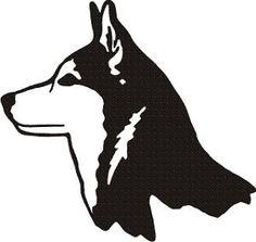 Wolf-Aufkleber-Sticker-Husky-Indianer-m350