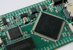 """MiniSpartan6+ FPGA  Development Board - Developers, makers and hobbyists looking for a powerful FPGA development board that is equipped with an easy to use IDE might be interested in a new device called the miniSpartan6+ created by Scarab Hardware. A field-programmable gate array or FPGA is an integrated circuit designed to be configured by after manufacturing by a user hence the """"field-programmable"""" part.  