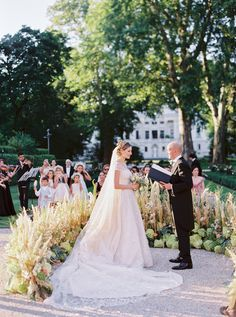 A classic European wedding in Vienna Bohemian Wedding Inspiration, Boho Wedding, Wedding Ceremony, Destination Wedding, Wedding Ideas, European Wedding, 100 Layer Cake, Wedding Locations, Happily Ever After