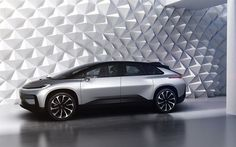 Faraday Future FF 91, 2017, electric car, future cars
