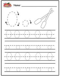 Free Prinatble Aphabet Pages ~Preschool Alphabet Letters Trace Free Printable Alphabet Letters, Tracing Letters, Alphabet Worksheets, Alphabet Activities, Preschool Alphabet, Preschool Learning, Kindergarten Worksheets, Teaching, Kindergarten Font
