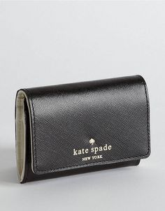 Darla Leather Wallet   Lord and Taylor