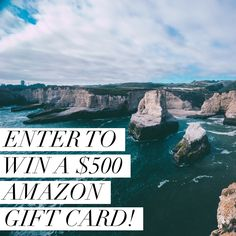 $500 Amazon or PayPal Giveaway