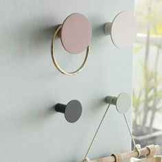 Palace Wall Hooks- Decorative Wall Mounted Coat Hooks for Hanging Coats, Scarves, Bags, Towels and More.