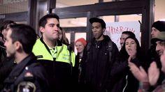 Warren Farrell protest at University of Toronto - Full version