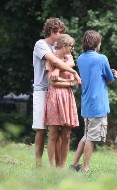 "My little precious couple. ""Us-against-the-world"""