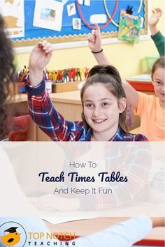 Teaching times tables doesn't have to be all flashcards and drilling. Today I'm sharing a times tables booklet that your students can use to review or quiz themselves and an easy card game for practicing times tables facts.