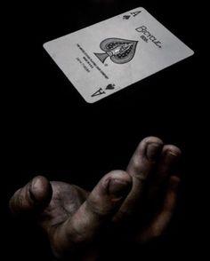 Magic Card Photo