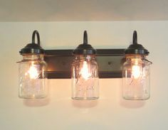 Get Inspired with our Mason Jar Light Fixtures, Mason Jar Wall Lights & Mason Jar Pendants. Expertly Crafted in the USA. On Sale & Ready to Ship Today!