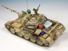 Type 69 II C 1/35 Scale Model