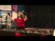 Christmas: Handbells with Marie Loeffler - YouTube