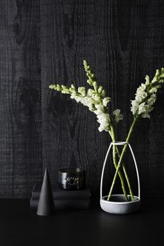 Zakkia ghost vase l Scandinavian home decor
