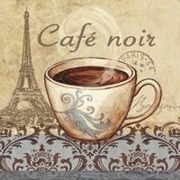 RB3102  Le Petit Café I  12x12