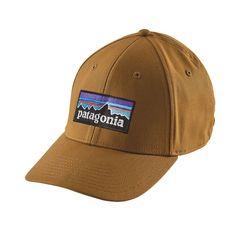 P-6 LOGO STRETCH FIT HAT, Tapenade (TPND)