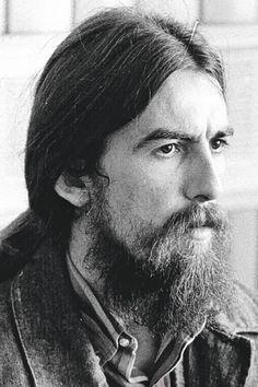 george harrison   George Harrison MY SWEET BEARD In the early 1970s Harrison t - London ...