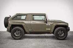 The Rhino XT Is a Militarized Jeep Wrangler That Packs a Punch | Highsnobiety