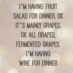 Dinner plans
