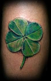Four Leaf Clover Tattoo Meaning 42 Nature Tattoo Pinterest
