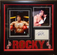 Antiquities LV - Rocky Signatures By 2, $1,695.00…