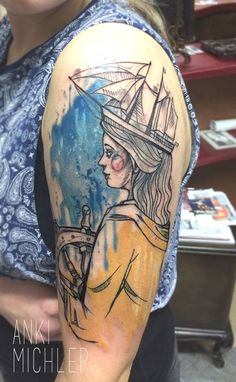 Anki Michler, tattoo artist (15)
