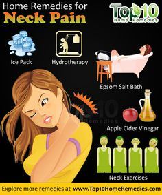Remedies For Sleep Pain Relief: These Home Remedies for Neck Pain are very effecti. - These Home Remedies for Neck Pain are very effective. Ice is one of the easiest home remedy for neck pain. Using Ice pack can help you to get rid of your neck pain. Neck And Shoulder Pain, Neck And Back Pain, Sore Neck And Shoulders, Natural Headache Remedies, Natural Home Remedies, Yoga, Neck Exercises, Top 10 Home Remedies, Neck Pain Relief