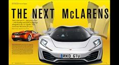 McLaren P12 (2013): CAR's scoop on the F1 successor | Secret New Cars | Car Magazine Online.
